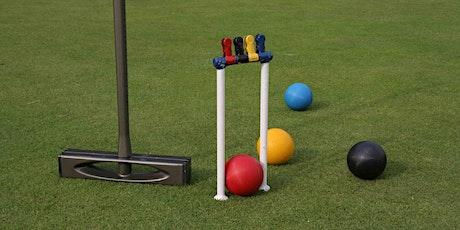 Williamstown Croquet Club Association Croquet Bookings tickets