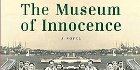 "JULY 2020: ""The Museum of Innocence"" by Orhan Pamuk billets"