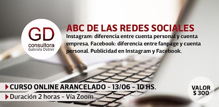 Imagen de ABC de las redes sociales  - Capacitación online