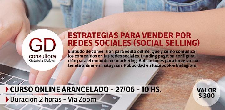 Imagen de Estrategias para vender por redes sociales (social selling)