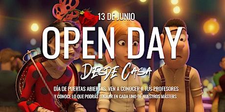 Open Day Online Lightbox Academy entradas