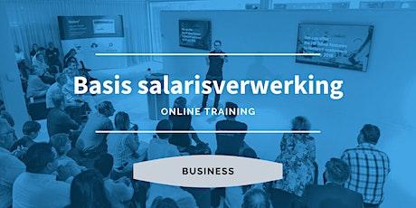 Business | Basis salarisverwerking tickets