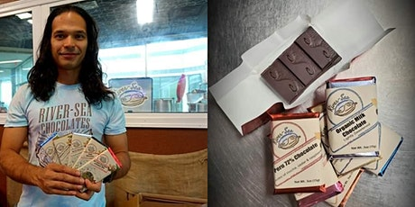 Virtual Guided Chocolate Tasting for Father's Day & BYO Spirit tickets