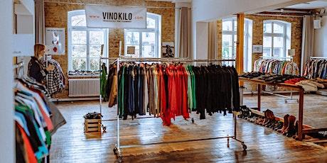 Vintage Kilo Pop Up Store • Kassel • VinoKilo Tickets