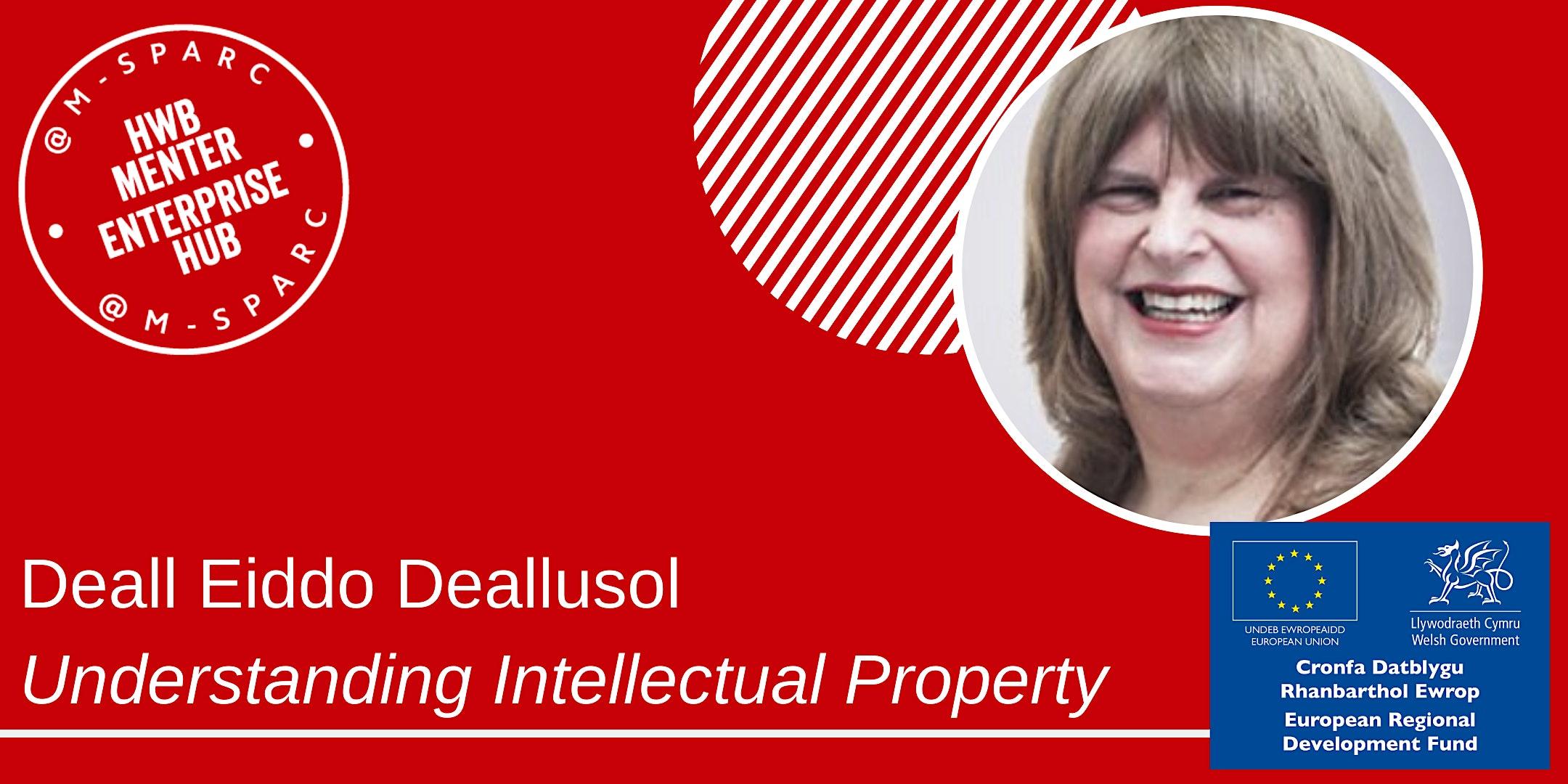 Covid-19:  Deall Eiddo Deallusol / Understanding Intellectual Property