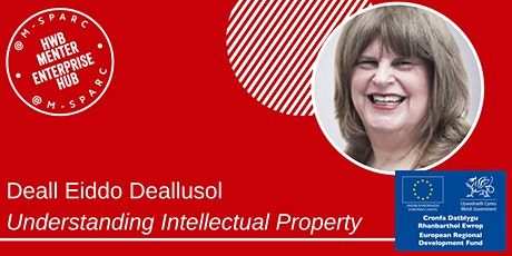 Covid-19:  Deall Eiddo Deallusol / Understanding Intellectual Property tickets