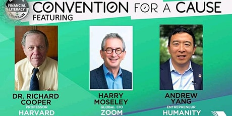 Finance Virtual SuperConference Ft. Andrew Yang  (Join 50,000+People!) tickets