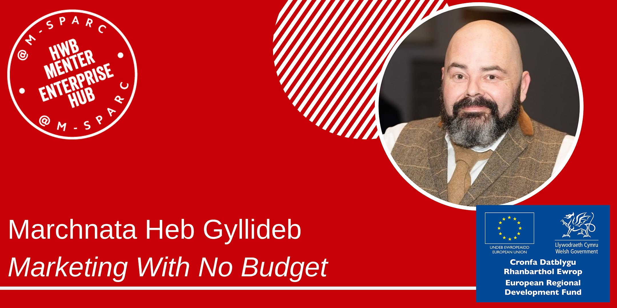 Covid-19: Marchnata Heb Gyllideb / Marketing With No Budget