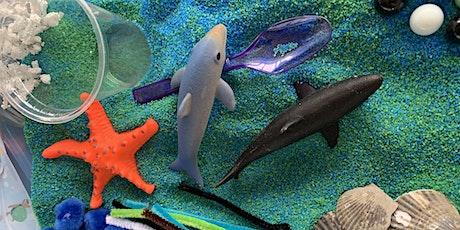 Sensory Bins - Under the Sea  tickets