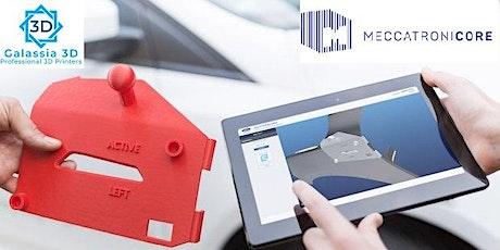 La Stampa 3D nel Tooling ed Attrezzistica per l'Industria biglietti