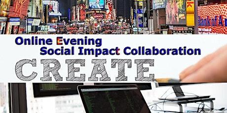 Social Impact Evening Online billets