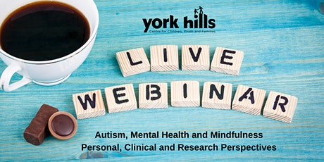 Autism, Mental Health and Mindfulness tickets