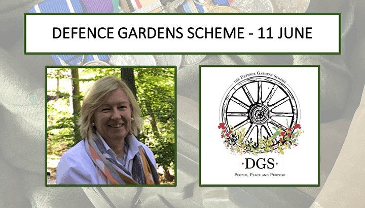 THE RURAL LIST ONLINE - The Defence Gardens Scheme - Nature Based Therapy image