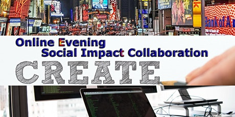 Social Impact Evening Online billets