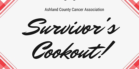 Survivor's Cookout tickets