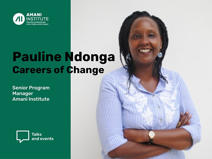 Careers of Change - Roundtable and Webinar image