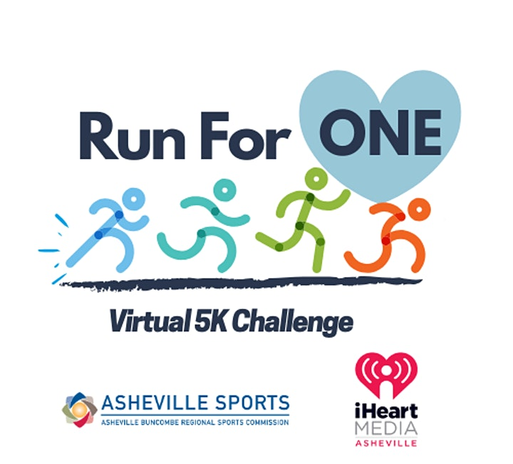 Run For One: Virtual 5K Challenge image