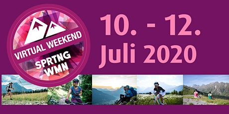 Sporting Women Virtual Weekend Tickets