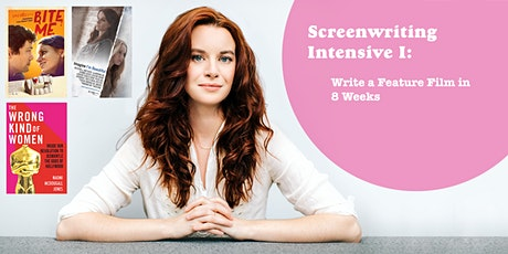 Screenwriting Intensive I: Write a Feature Film in 8 Weeks - September - October 2020 tickets
