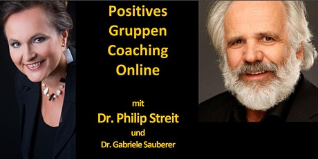 NEU!  Jahresabo Positives Gruppen-Coaching Online - 12 Coachings für 97 EUR Tickets