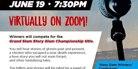 Grand Slam Story Slam tickets
