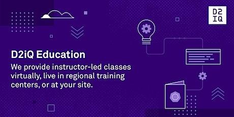 MK400: Enterprise Cloud Native Application Development Fundamentals - 24th-27th August 2020 - Public Virtual 9:00 AM EDT tickets
