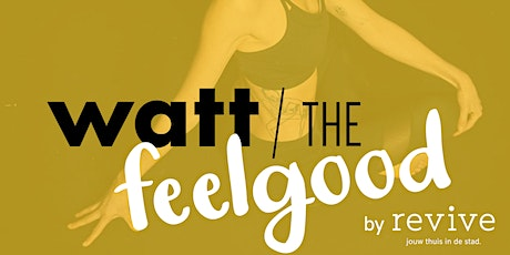 WATT The Feelgood #5: yoga tickets