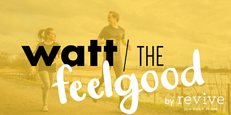 WATT The Feelgood #6: running tickets