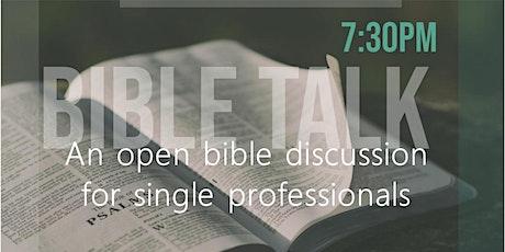 510 Bible Talk tickets