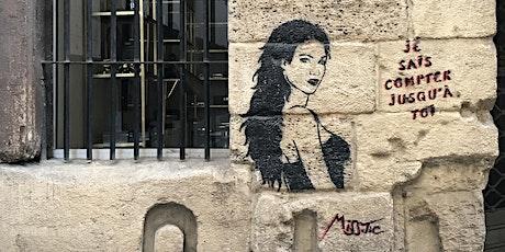 (Visite privée dans Paris) SAINT-GERMAIN-DES-PRÉS - BALADE STREET-ART & ART URBAIN EN FAMILLE OU ENTRE AMIS billets