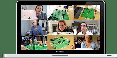 Zertifizierte LEGO® SERIOUS PLAY® Online Ausbildung: Online Facilitator Tickets