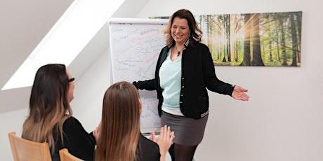 Workshop - Umfeld reflektieren & Kommunikation und Gesprächsführung Tickets