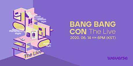 BANGBANGCON THE LIVE tickets