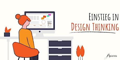 Startup Now - Remote - Workshop: Design Thinking für Einsteiger - Apiarista Tickets