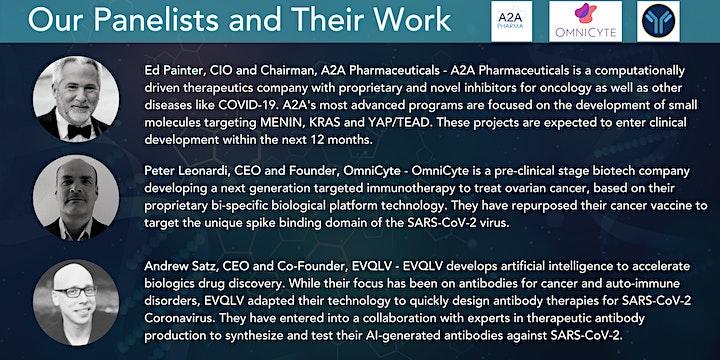 Biotech vs COVID-19 image