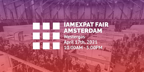 IamExpat Fair Amsterdam 2021 billets