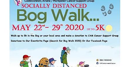 CAM Cancer Support Bog Walk 2020 entradas
