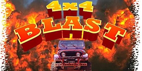 22nd Annual 4X4 Blast tickets