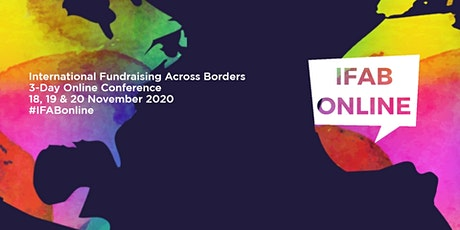 International Fundraising Across Borders 2020 tickets