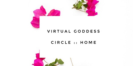 Virtual New Moon in Cancer Circle - Theme: Home tickets