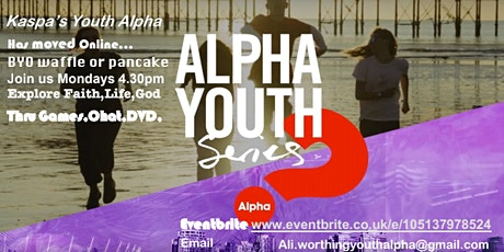 Worthing Youth Alpha  tickets