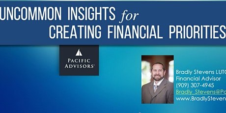 Uncommon Insights for Creating Financial Priorities tickets