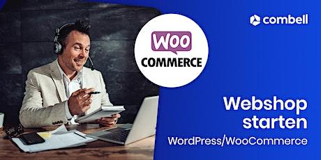 Hoe start je een webshop met WordPress/WooCommerce tickets