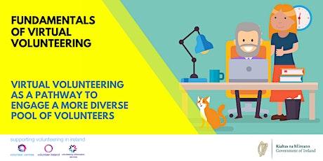 COVID-19 Webinar: Fundamentals of virtual volunteering tickets