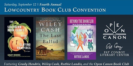 4th Annual Lowcountry Book Club Convention tickets