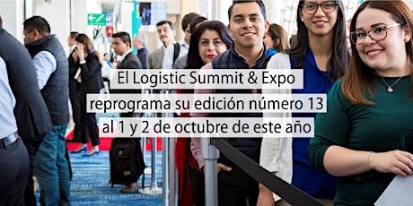 NUEVA FECHA PARA EL LOGISTIC SUMMIT & EXPO 2020:  1 y 2 DE OCTUBRE boletos
