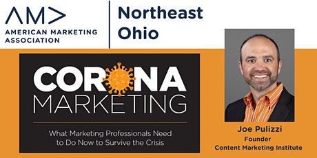 Corona Marketing - What Marketers Need to Do Now to Survive the Pandemic tickets