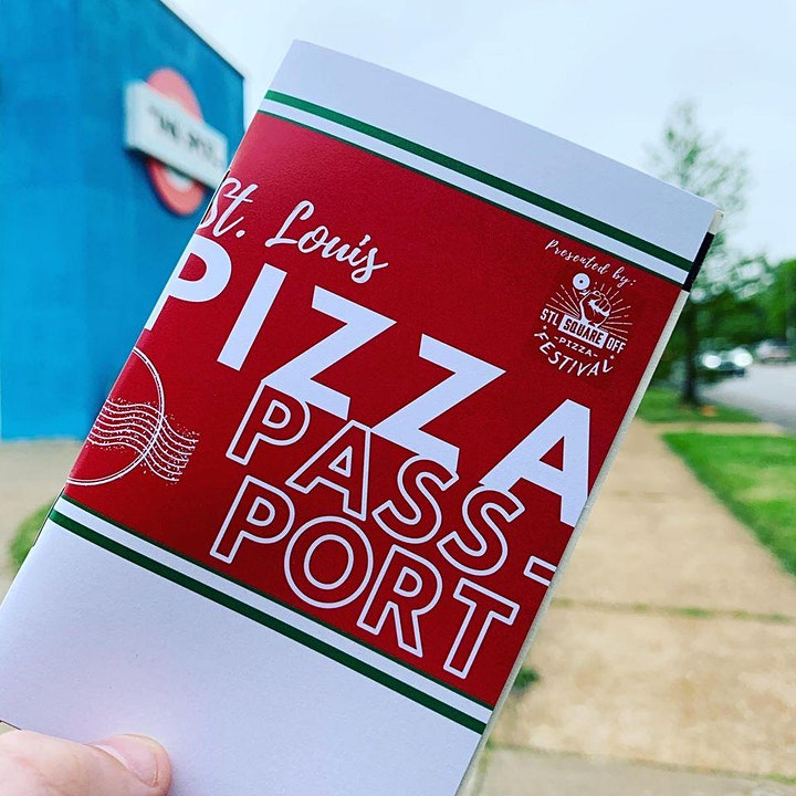The St. Louis Pizza Passport image