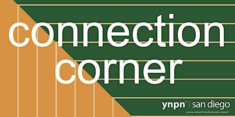 Connection Corner ingressos