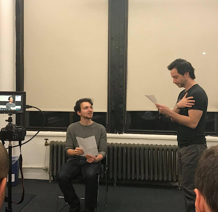 Actionplay Audition Workshop: Self-Tape 101 for Deaf and Disabled Actors image